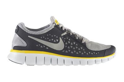 a2c747d2 Buty to lekka konstrukcja siatki w połączeniu z niezwykle elastycznym Nike  Free Sole. Wszystkie produkty z serii zawierają żółte elementy.