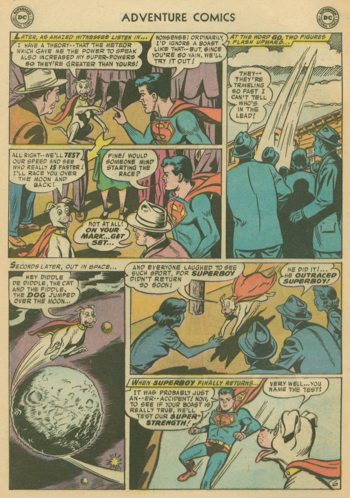 Read online Adventure Comics (1938) comic -  Issue #239 - 8