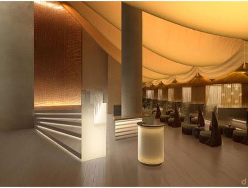 Studiohaus Food Design Lifestyle Luxury Sultan Lounge Interior By Stephane Dupoux Kuala Lumpur