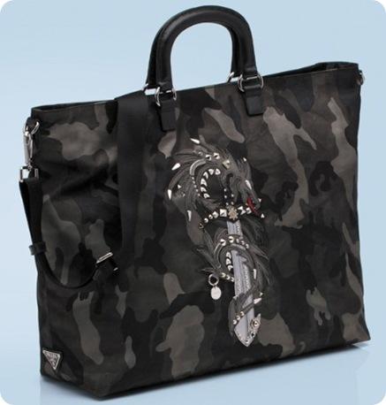 3c61e7d9d00e Must Have - Prada new Tattoo nylon bag