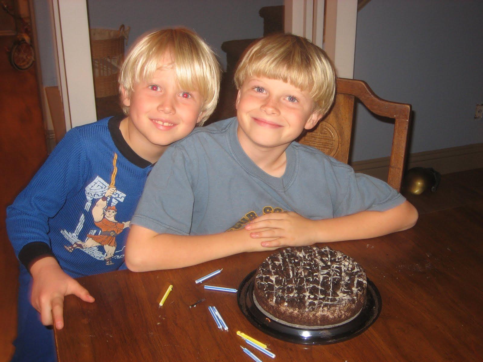 Hit Favorites School Days: Baak Talk: Happy 10th Birthday Bryce