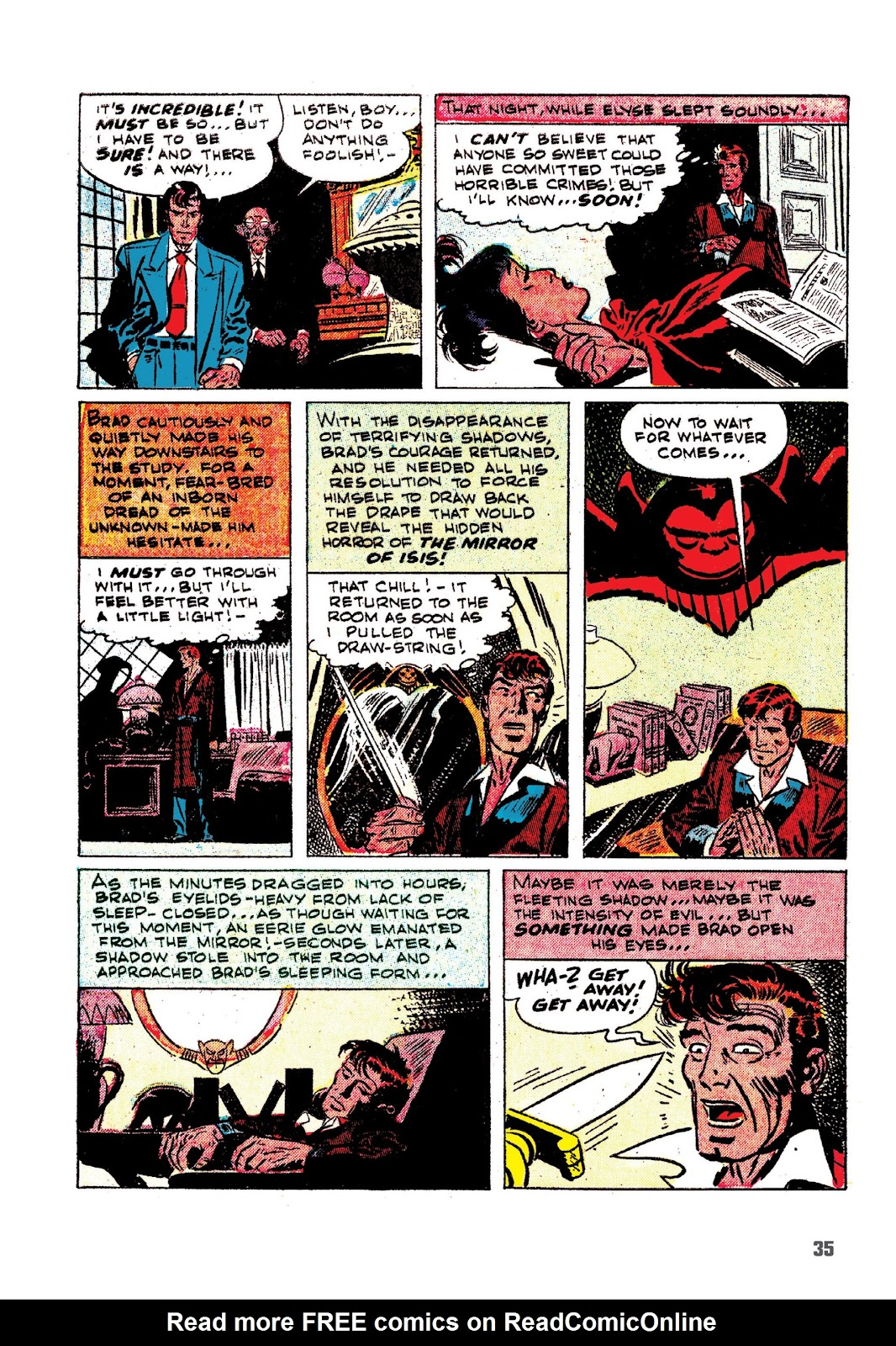 Read online The Joe Kubert Archives comic -  Issue # TPB (Part 1) - 46