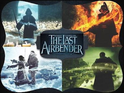 "HOLLYWOOD SPY: SECOND TRAILER FOR ""THE LAST AIRBENDER""