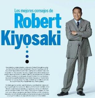 Los mejores Consejos de Robert Kiyosaki para Alcanzar el exito Financiero