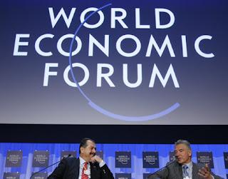 La depresión del Hombre de Davos