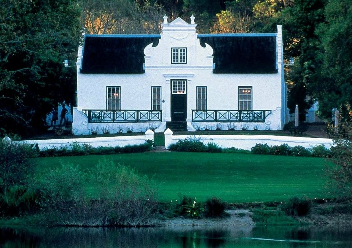 A girl in the world cape dutch architecture for Cape dutch style house plans