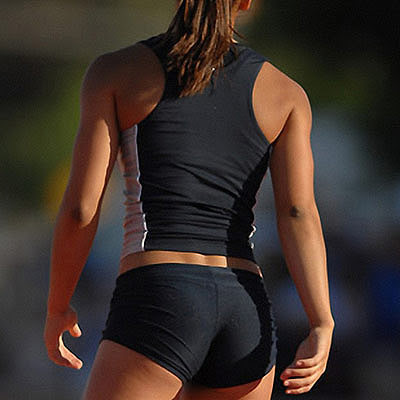 That allison stokke butt apologise