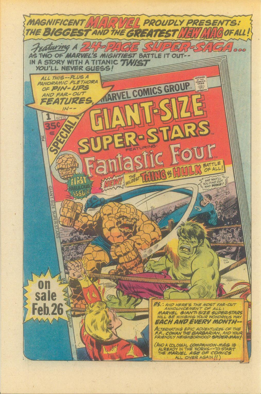 Read online Sgt. Fury comic -  Issue #119 - 34