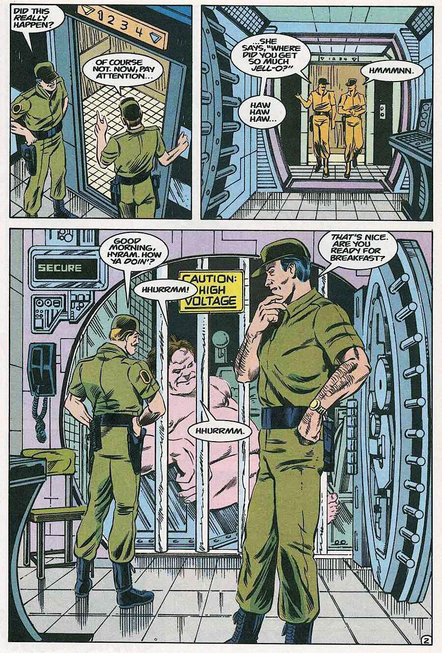 Elementals (1984) issue 18 - Page 17
