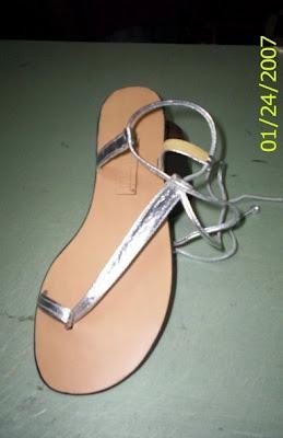 c9215414e A Boot Shoes!: SHOE DESIGNER PROFILE: Bridget Brown of Bridget Sandals