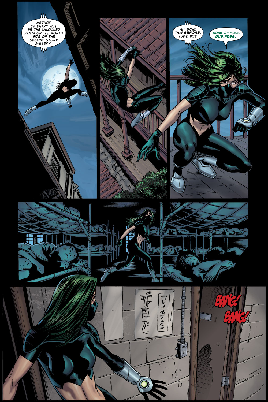 Read online Amazing Fantasy (2004) comic -  Issue #8 - 11