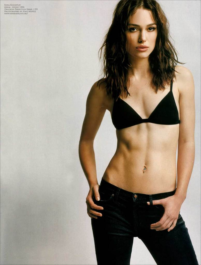 Keira Knightley Anorexic 2017