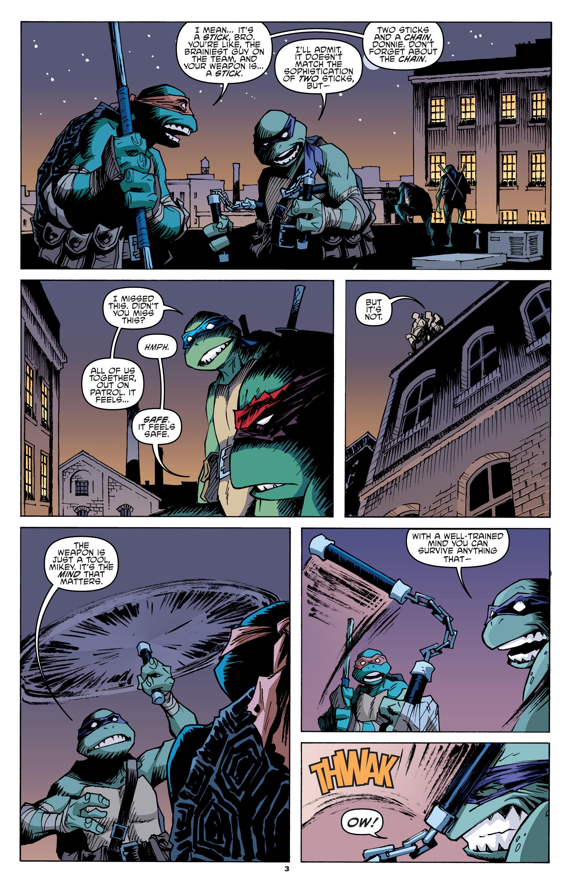 Read online Teenage Mutant Ninja Turtles (2011) comic -  Issue #69 - 30