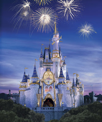 cinderellas castle clipart - photo #31