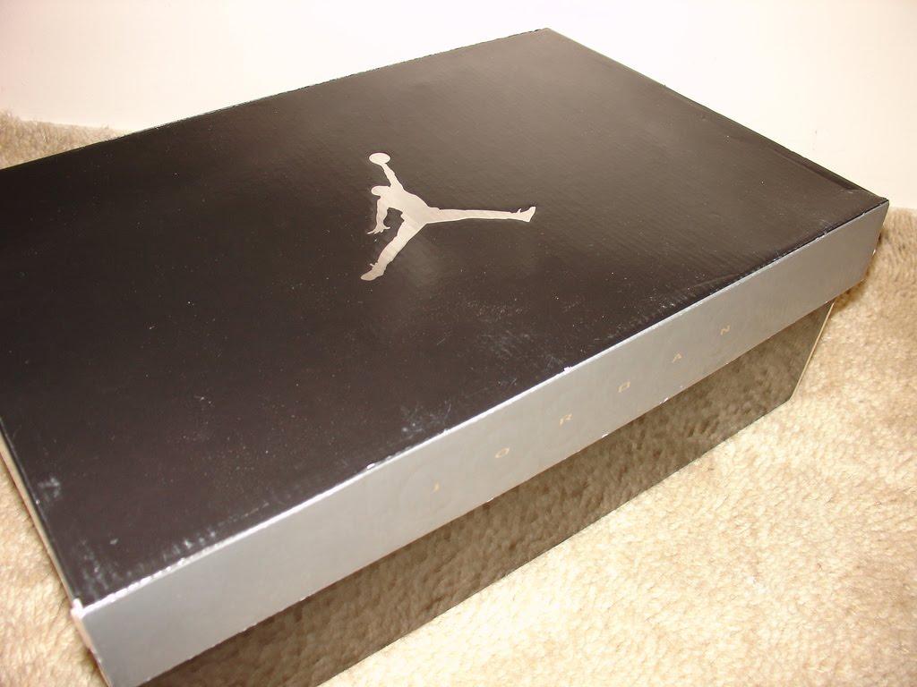 Jordan Shoe Box Chest For Sale