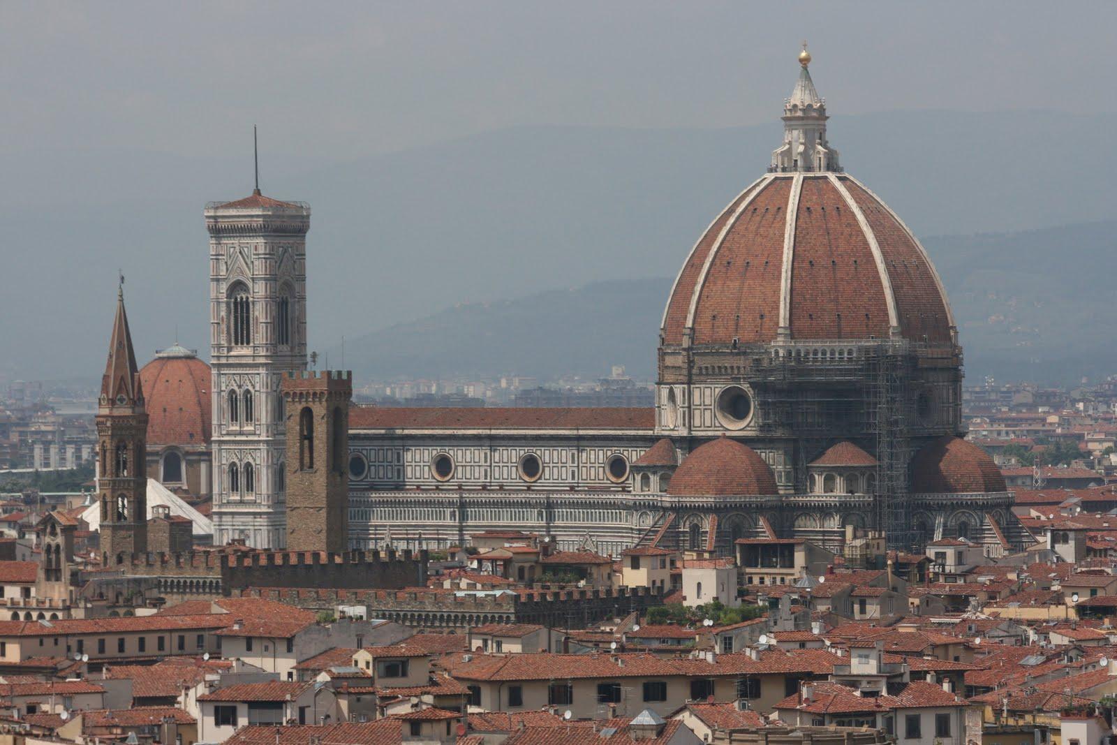 Florence Dome: Counterlight's Peculiars: Renaissance Saint Peter's