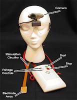 Görme Engelliler İçin Görme Cihazı