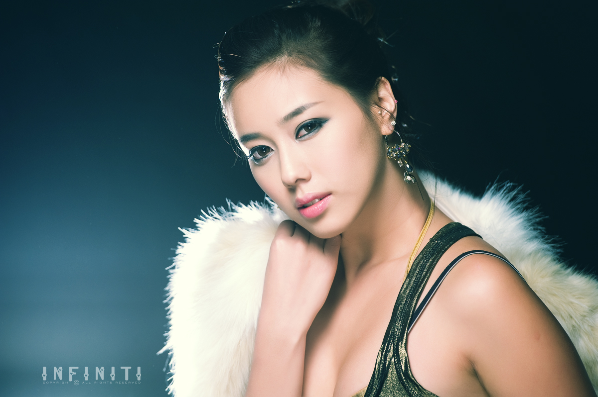 K Gravure Kim Ha Yul