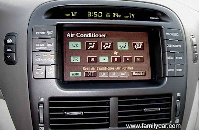 The Driving Philosopher: Air Conditioning in cars - a long journey