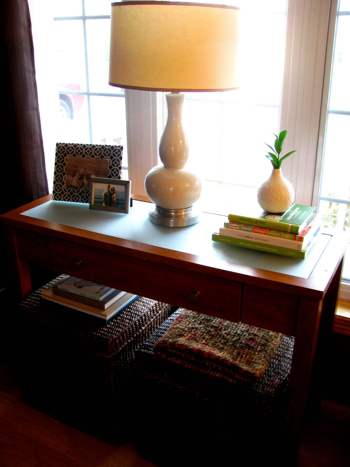 Iheart Organizing April Featured Space Living Room