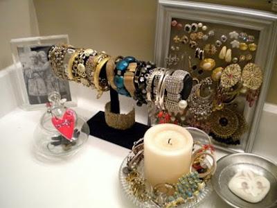 Iheart Organizing Reader Space Jazzing Up Jewelry Storage
