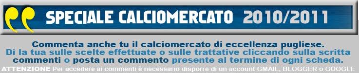 Calendario Eccellenza Pugliese.Calciomercato Eccellenza
