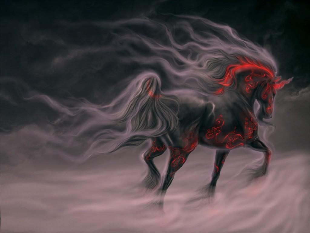 Imagens De Desenhos De Cavalos
