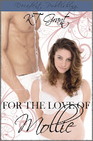 For the Love of Mollie by KT Grant