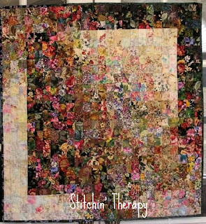 Stitchin Therapy Watercolor Quilts