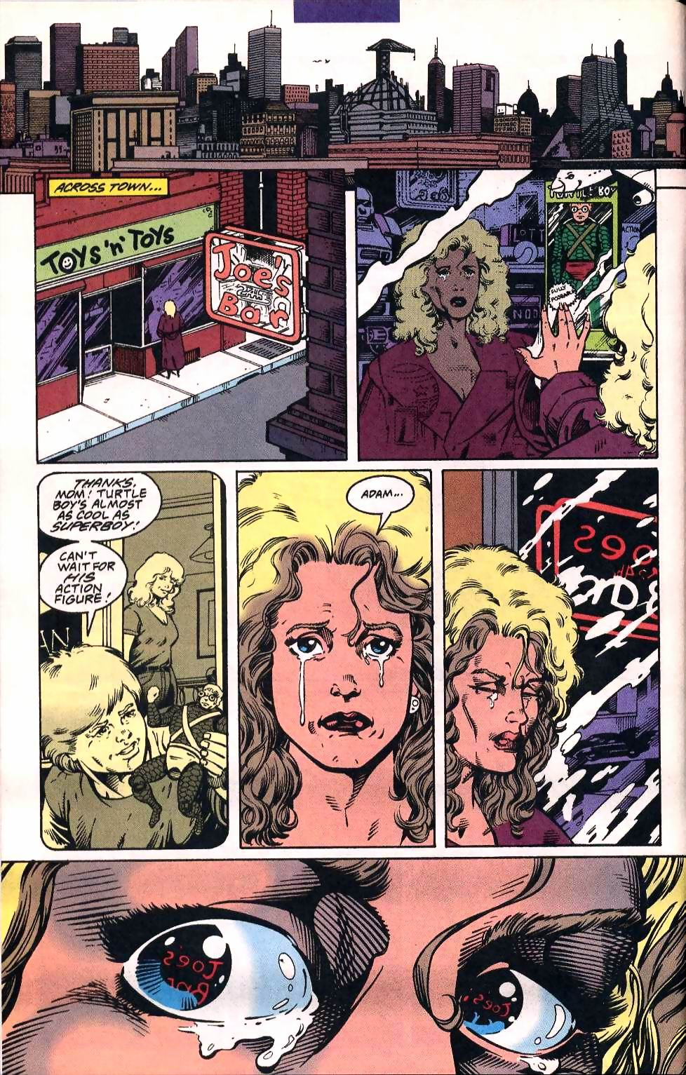 Read online Adventures of Superman (1987) comic -  Issue #507 - 9