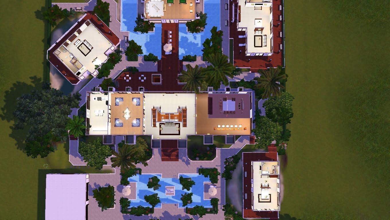 Tudo Que é Seu: Imobiliaria The Sims 3: Resort Quero-Tudo-Que-é-Seu
