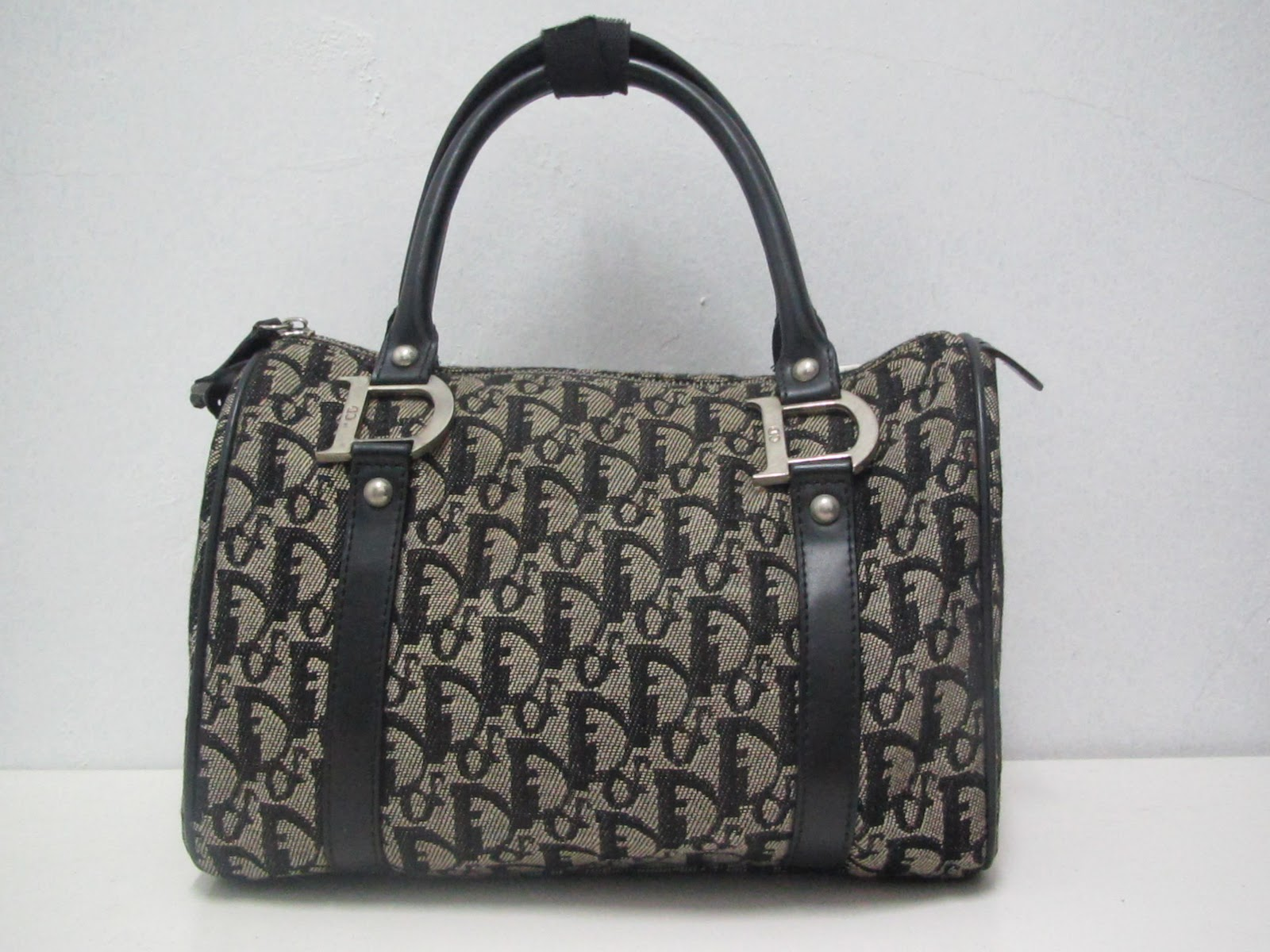 463282b64a Vintage Christian Dior Boston Bag | Stanford Center for Opportunity ...