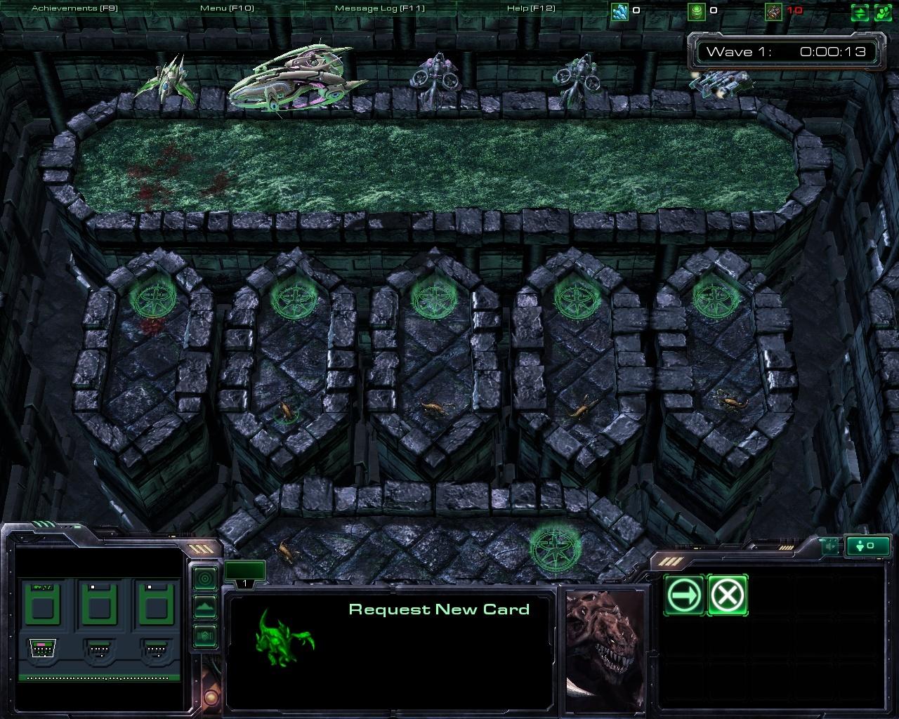 Starcraft Maps Defense