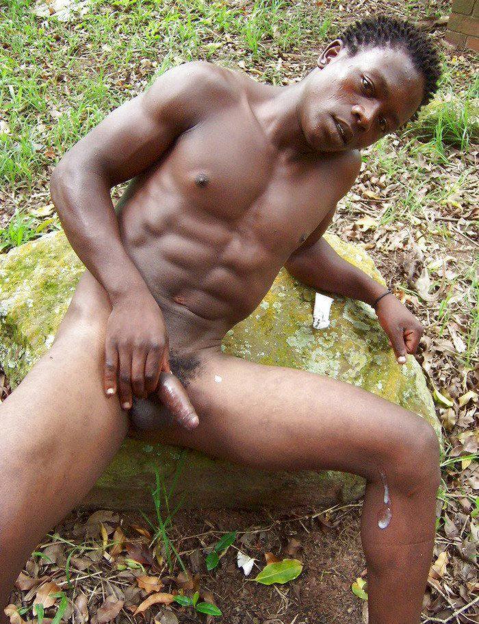 Think, Native african men nude assured