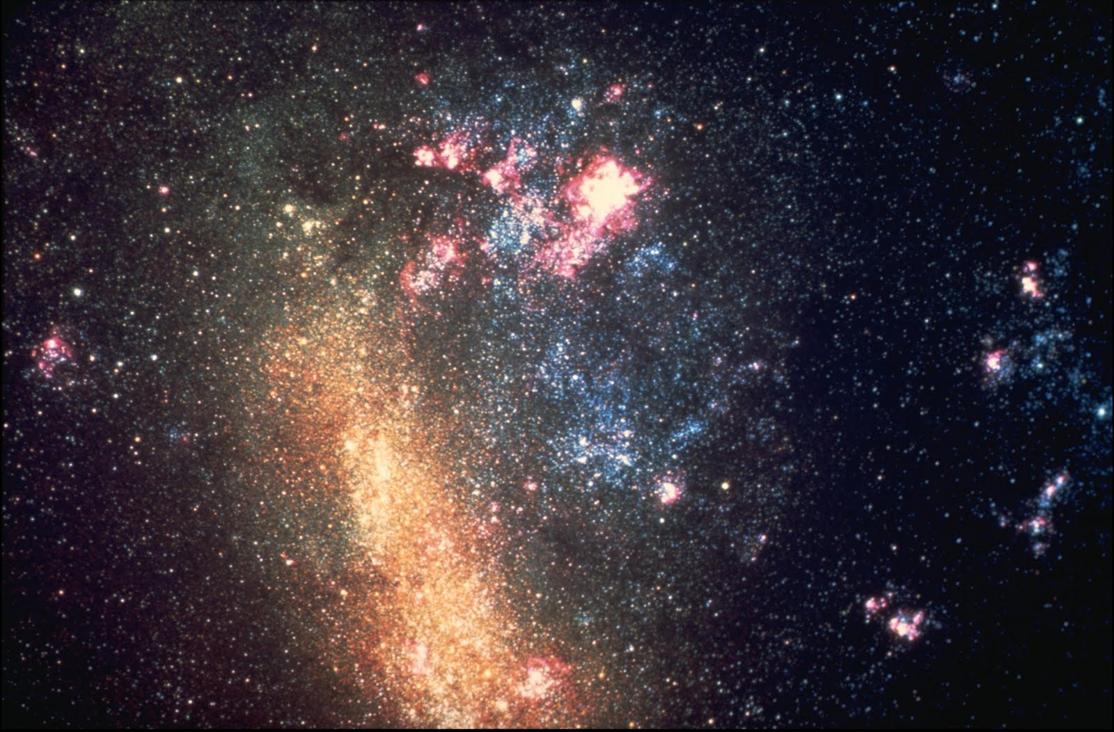 what are irregular galaxies - photo #11