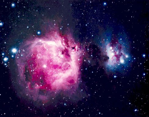Starry Night Enthusiast: Emission Nebulae