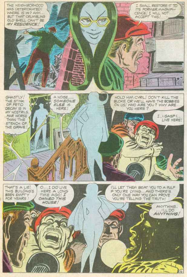 Read online Beyond the Grave (1983) comic -  Issue #14 - 7