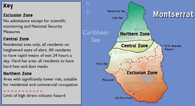 ledc volcano case study montserrat