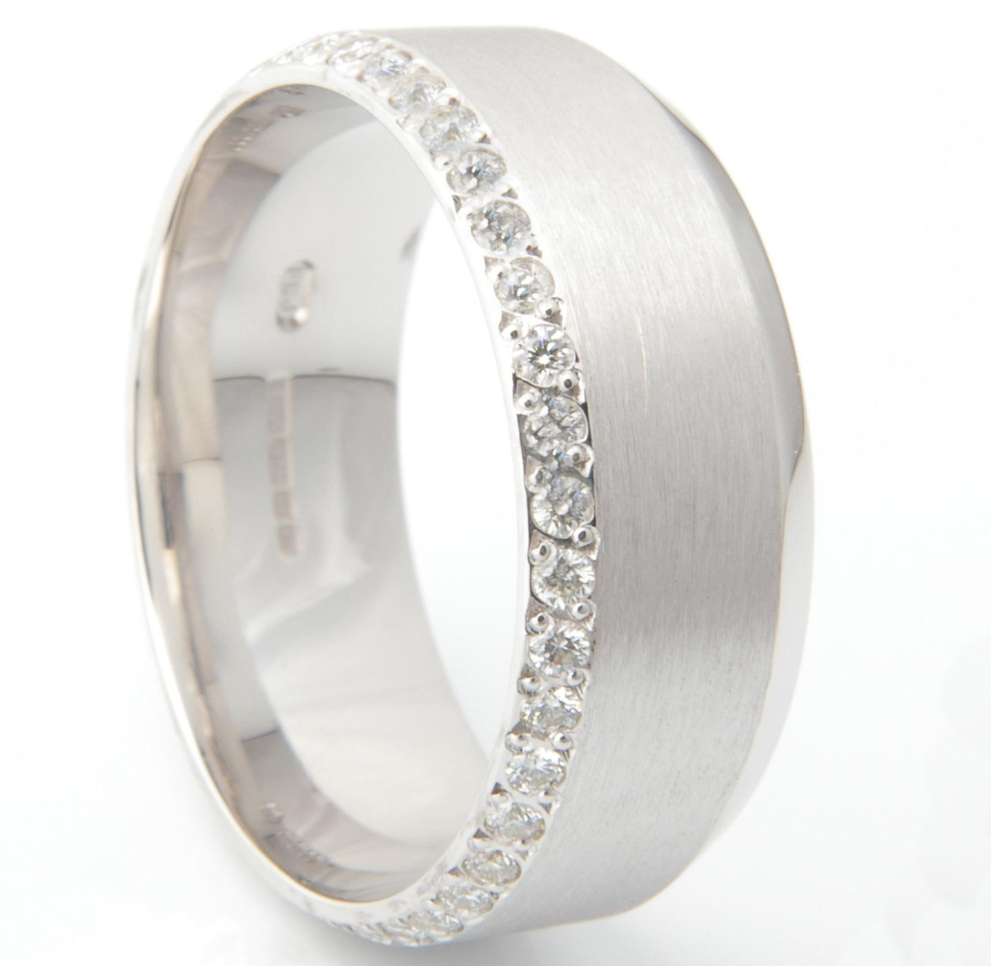 matching wedding rings harley davidson wedding rings Jon Keith Diamonds Matching Wedding Rings