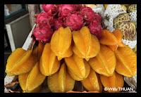 Star Fruit [Ma Fuang - มะเฟือง]