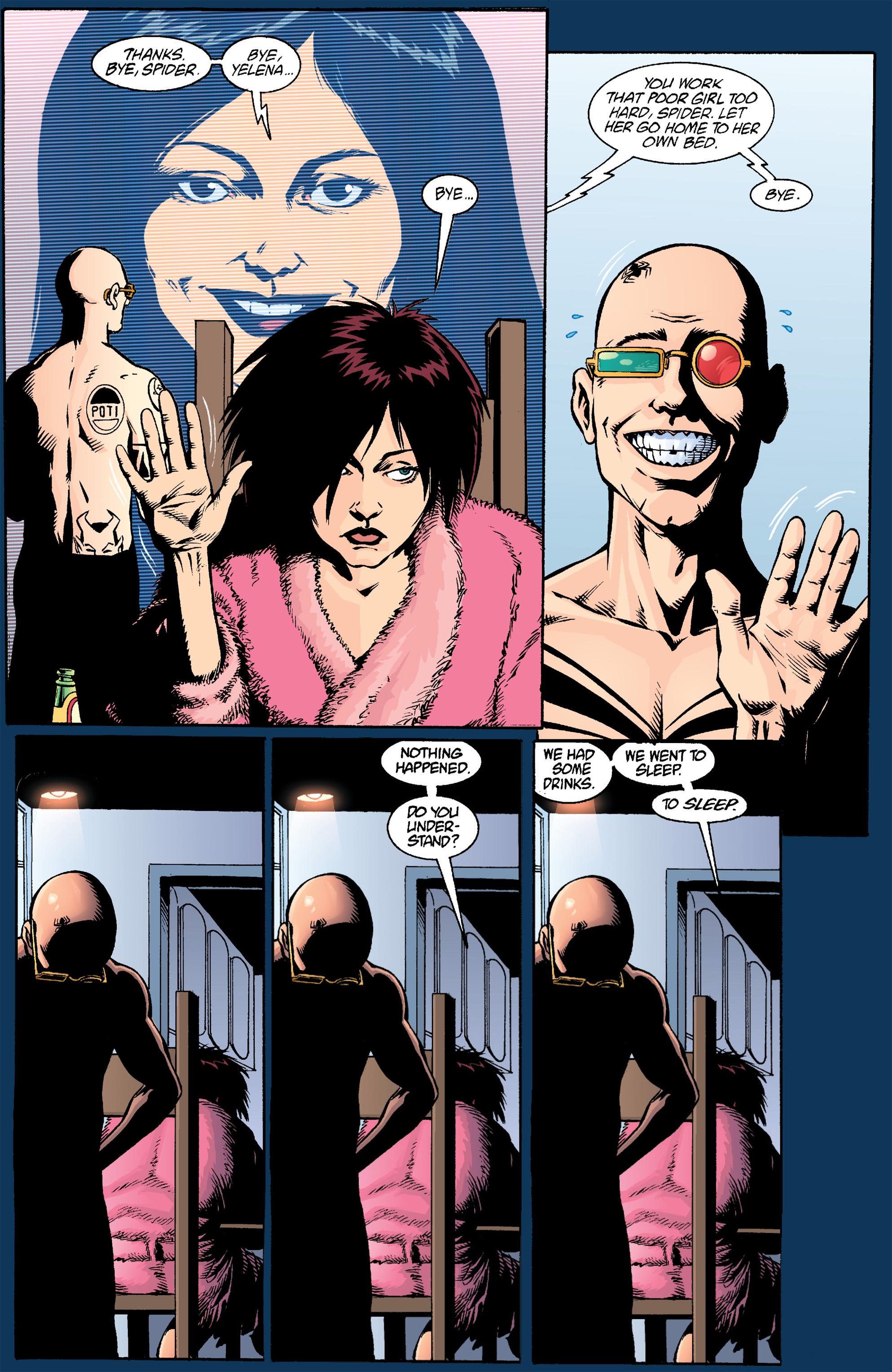 Read online Transmetropolitan comic -  Issue #17 - 10