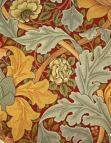 it 39 s about time order pattern william morris 1834 1896. Black Bedroom Furniture Sets. Home Design Ideas