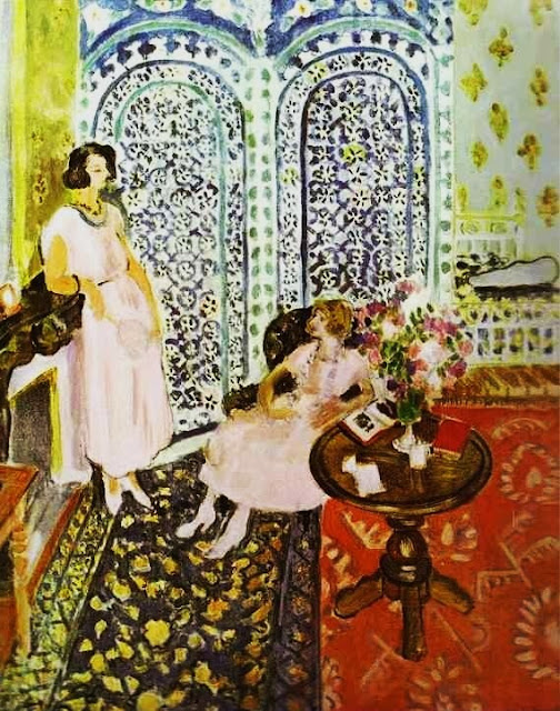 It S About Time Interiors Henri Matisse 1869 1954