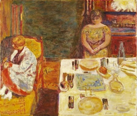 it's about time: indoors - friends & familypierre bonnard 1867