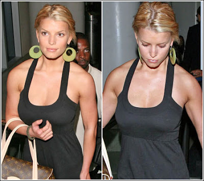 jessica simpson naked celebrities