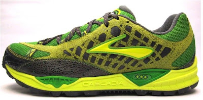 Brooks Cascadia  Trail Running Shoes Womens Review