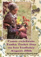 Celebrate Tasha Tudor Day!
