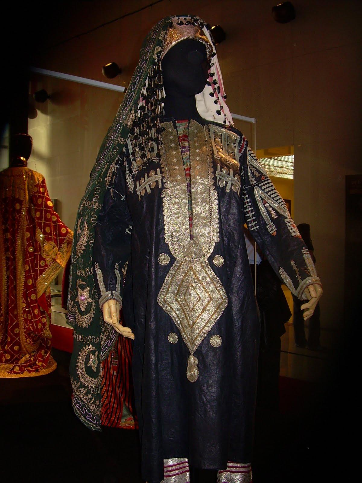 Costume History Is Fun Brides Of The Arab World Yemen