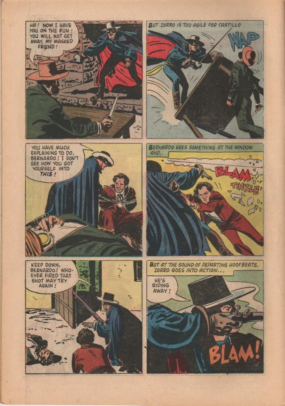 Zorro (1966) issue 5 - Page 14