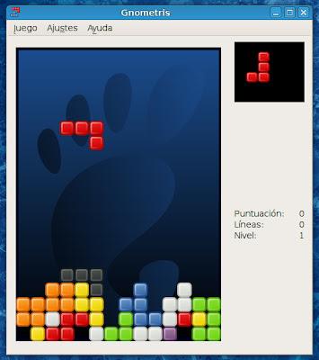 Tetris Para Linux Proyecto Pinguino